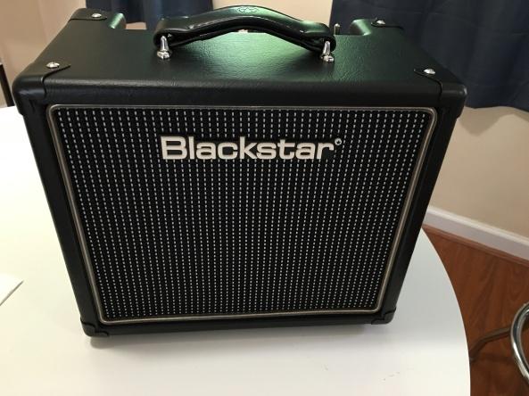 Blackstar HT-1R 1-watt combo tube amp